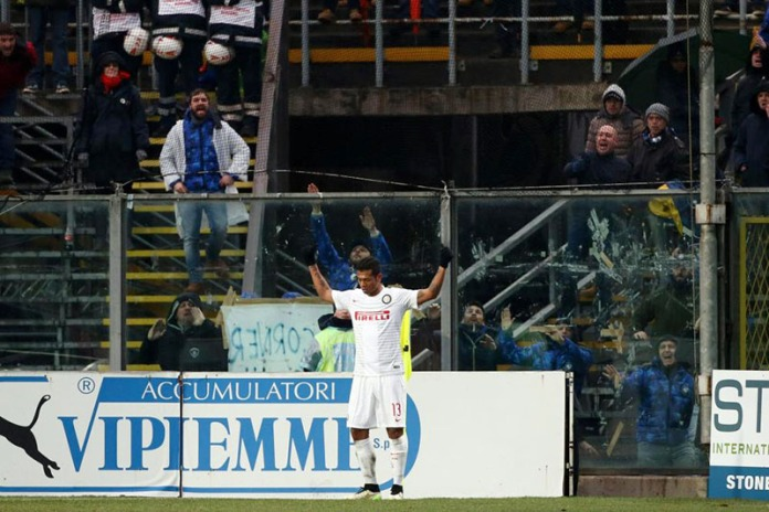Soccer: Serie A; Atalanta-Inter